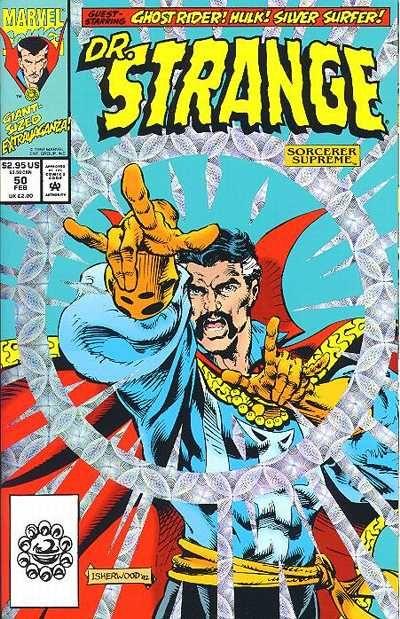 Doctor Strange Sorcerer Supreme 50