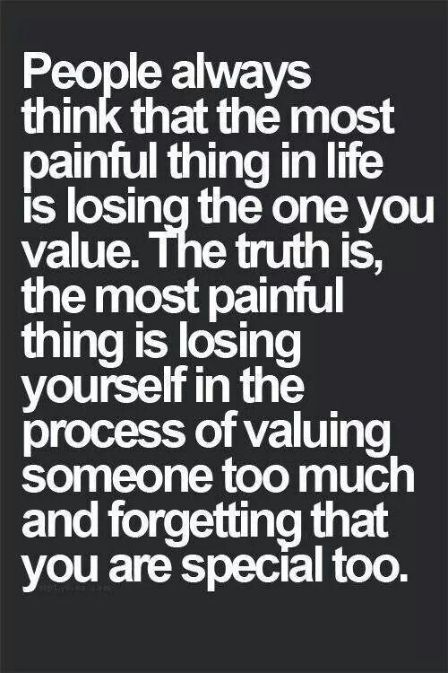 dig Hvad er mest værd i et forhold? gøre