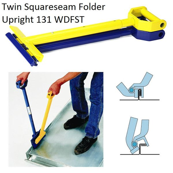 Twin Square Seam Folder Upright 131 Wdfst Is The Upright Version Of The 117wdf Features Extendable Handles Up To 28 3 8 Tha Idei Dlya Doma Krysha Instrument