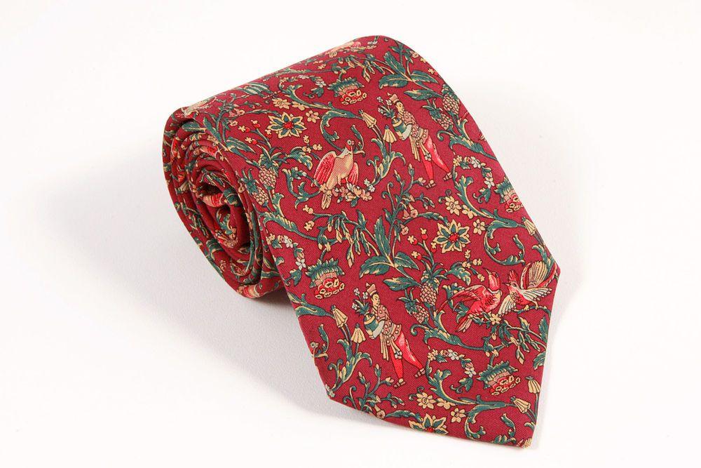 Asian necktie designer