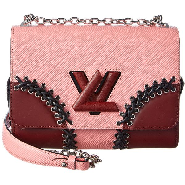 Louis Vuitton Pre-owned - Twist cloth handbag 6s0GCWrdQ