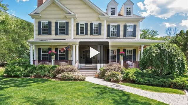 123 central avenue madison nj a w p lloyd custom built home