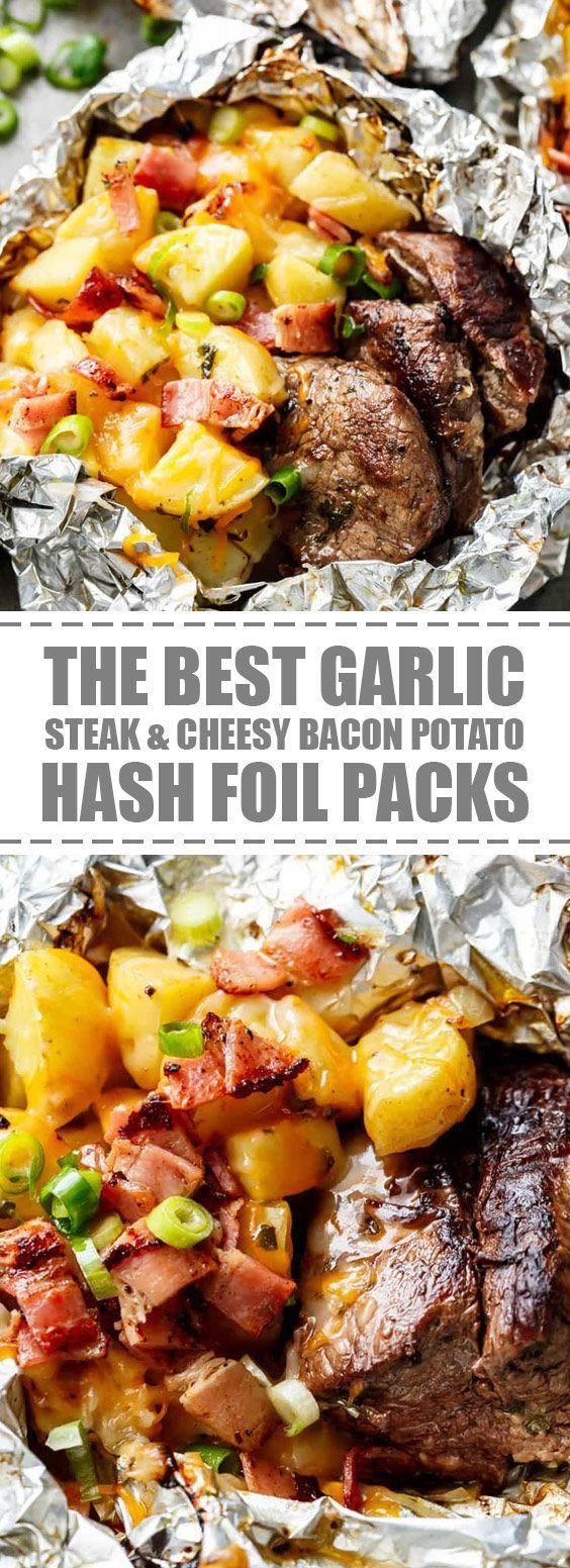 ★★★★★ 89 reviews:The Best Garlic Steak & Cheesy Bacon Potato Hash Fo... -  ★★★★