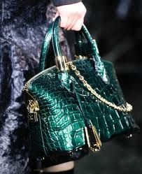 Loving all the color this season,... Louis Vuitton