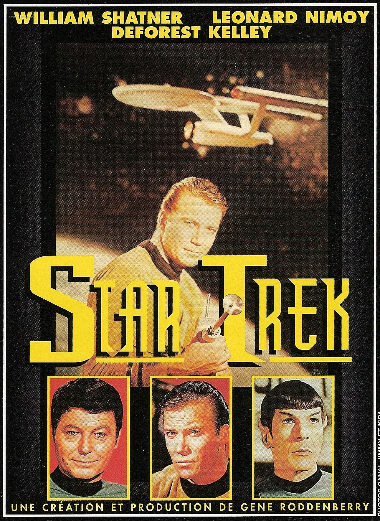 Gene Roddenberry - Star trek