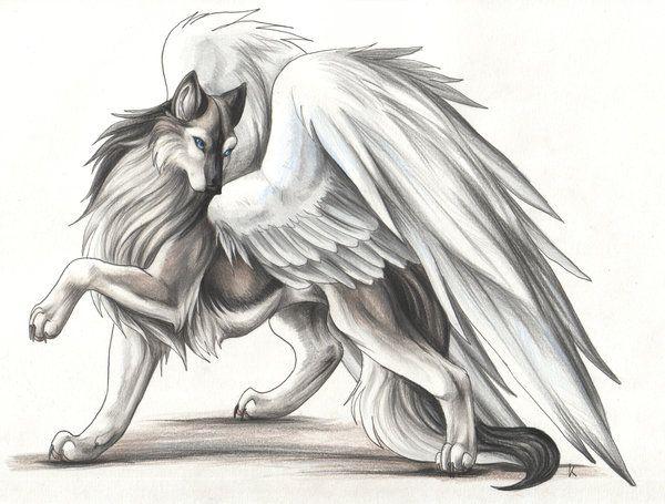Rollenspiele ^^ » Anime Wolf Clan | Magical | Pinterest | Lobos y ...