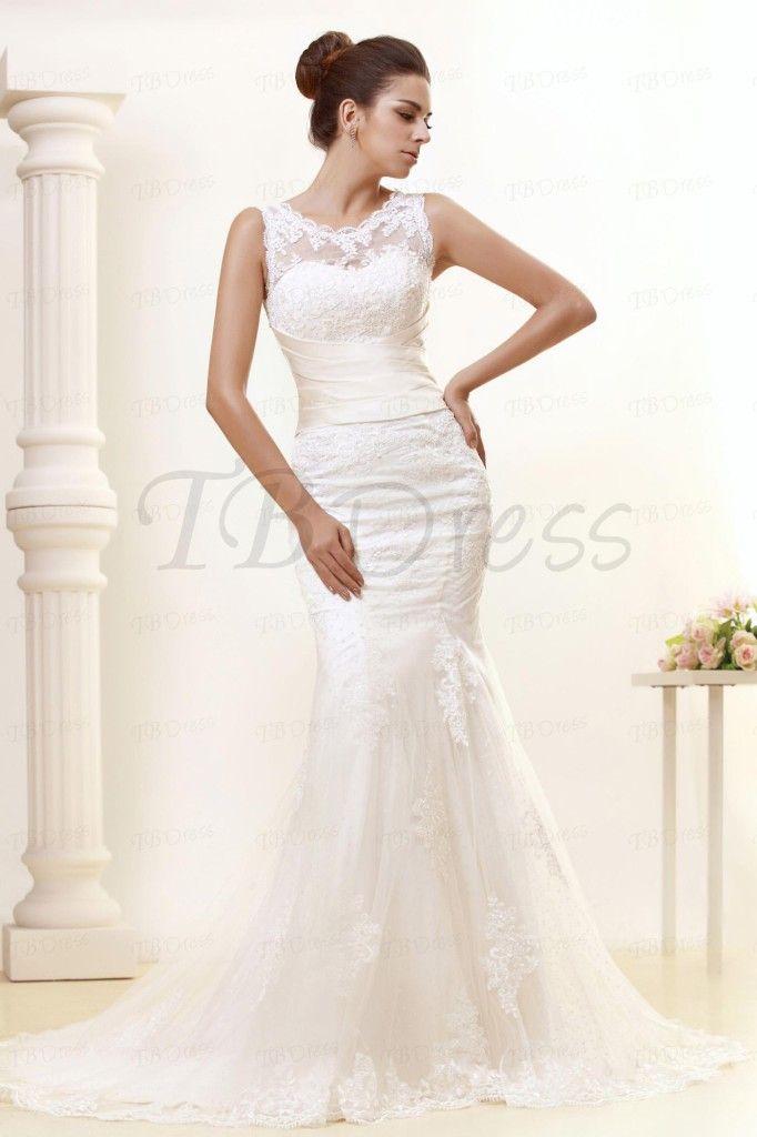 Wedding Dressreviews For Tbdressfloor Length Dresseswedding Dresses Reviews