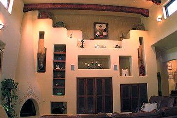 Hacienda Aden  Southwestern Living Room  San Diego  Wylie Glamorous The Living Room San Diego Inspiration