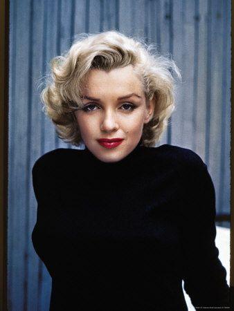 Marilyn Marilyn Monroe Hair Marilyn Monroe Photos Short Hair Styles