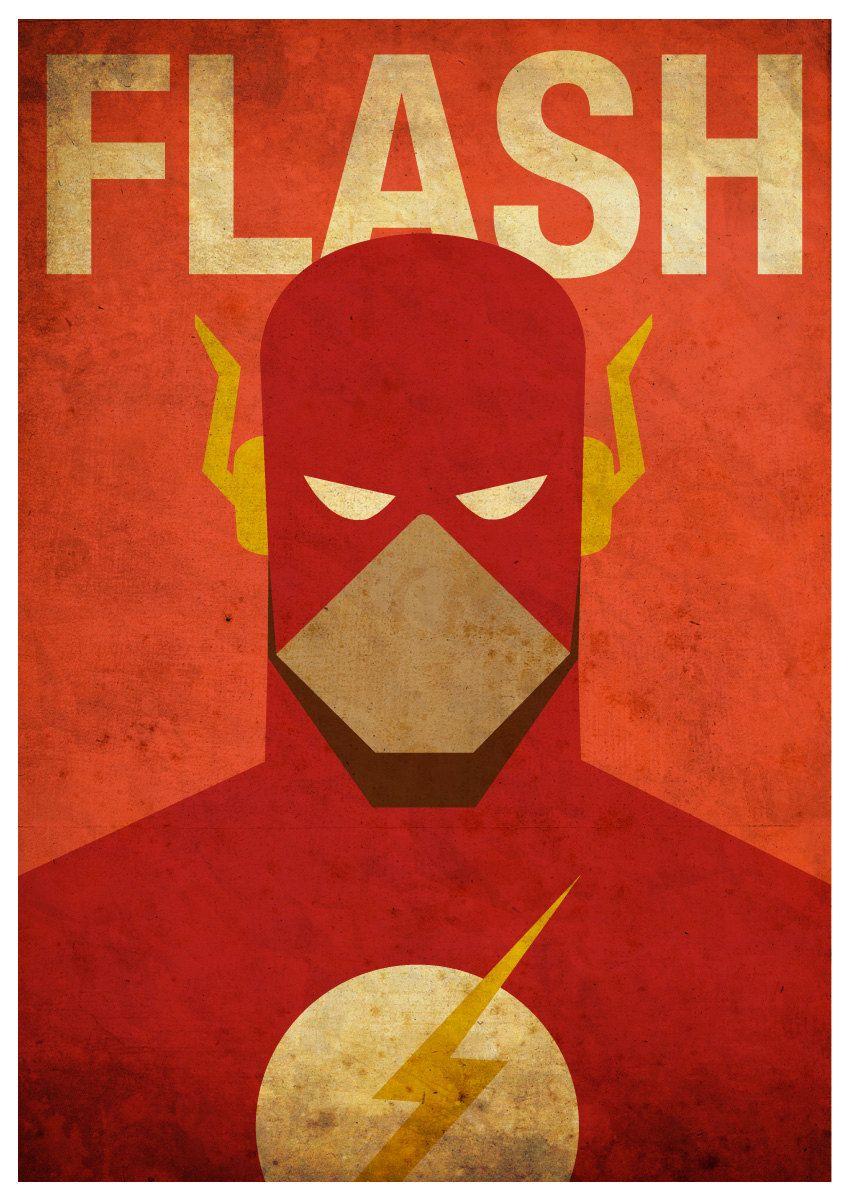 Resultado de imagem para flash poster