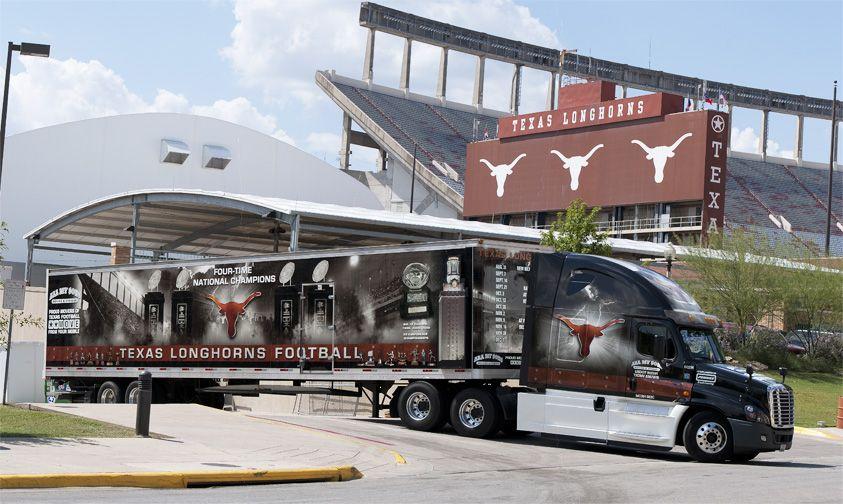 Penske Truck Leasing Keeps The University Of Texas