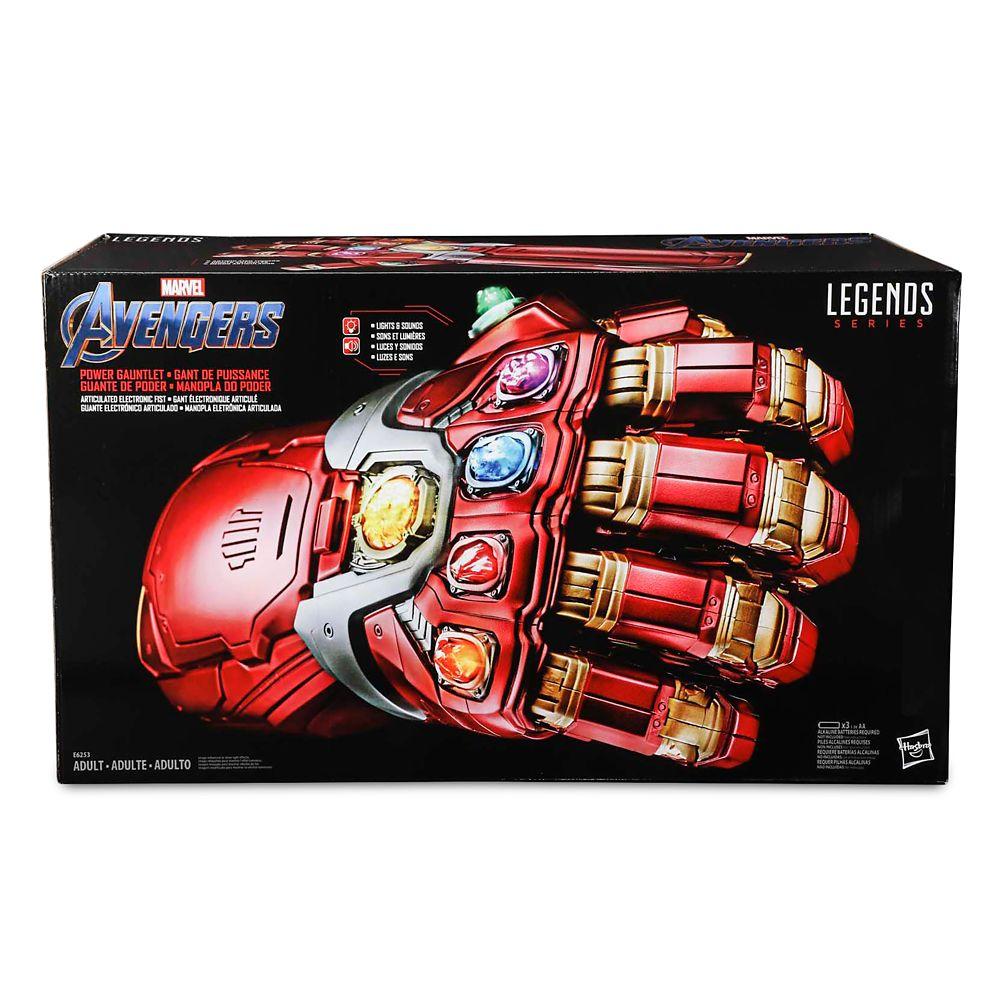 Marvel Legends Series-Infinity Gauntlet//Black Panther /& Antman Cascos//Escudo