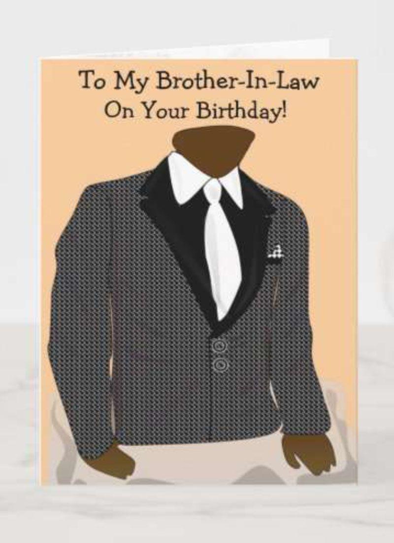 Happy Birthday For A Black Man