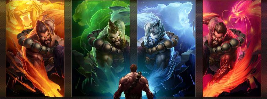 415 League Of Legends Facebook Covers | league of legends
