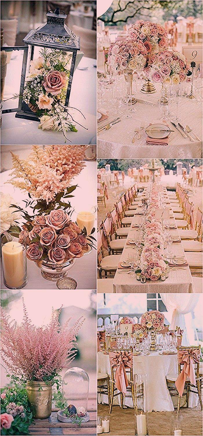 Photo of staubige Rose Hochzeit Farbideen für 2018 #dustyrose #weddingcolors #weddingideas – Decorating Ideas