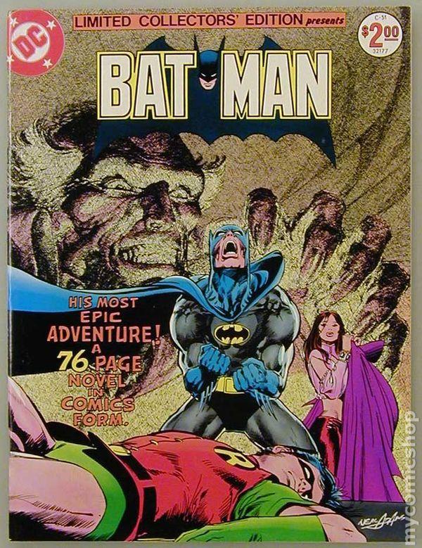 Batman (1974) DC Treasury Edition C-51