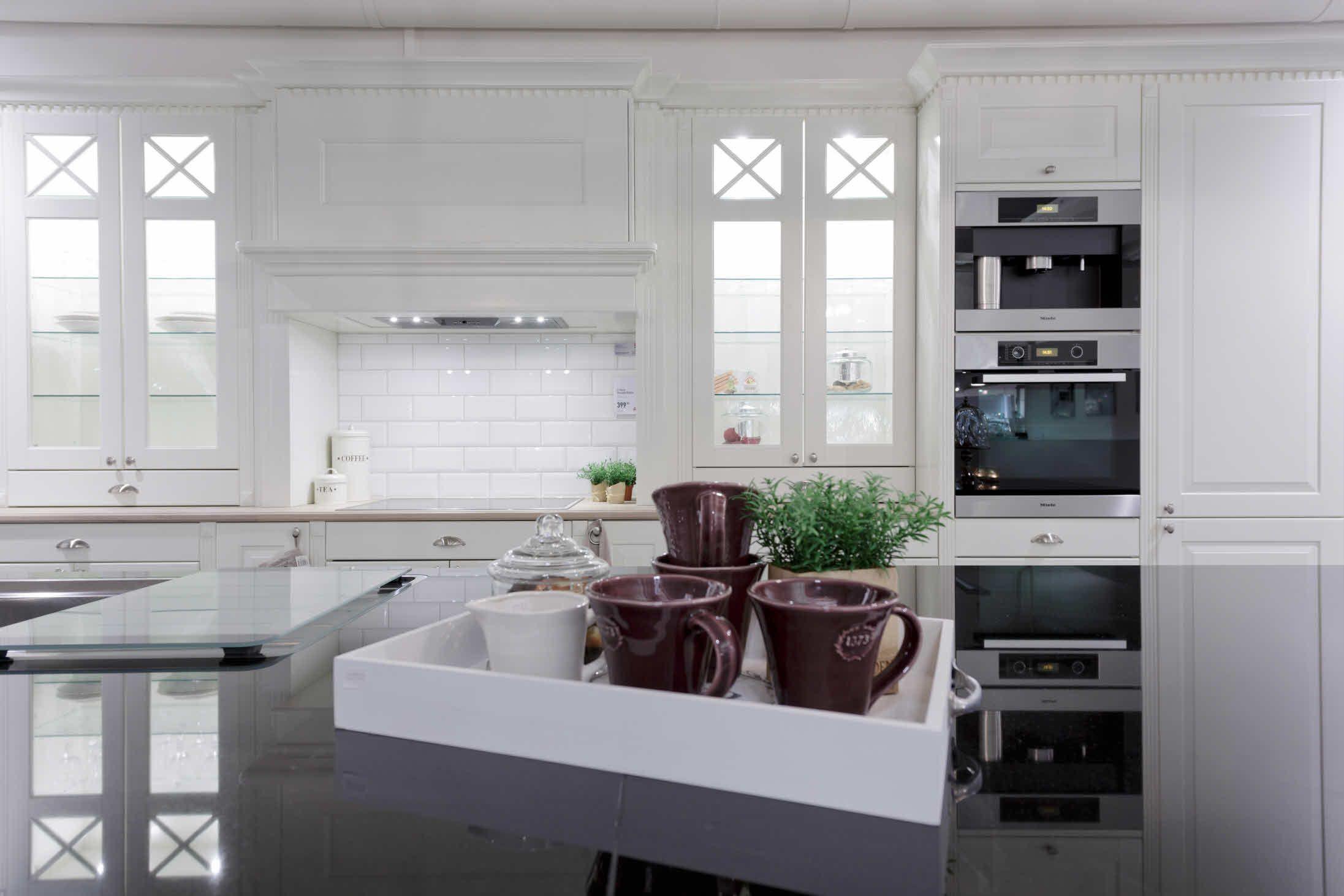 Herregård kjøkken sigdal