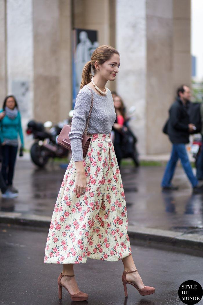 New on #STYLEDUMONDE  http://www.styledumonde.com/  with @chufy #SofiaSanchezBarrenechea at #paris #hautecouture #fashionweek #pfw #fall14 #outfit #ootd #streetstyle #streetfashion #streetchic #streetlook #picoftheday #weloveit #fashion #mode #style