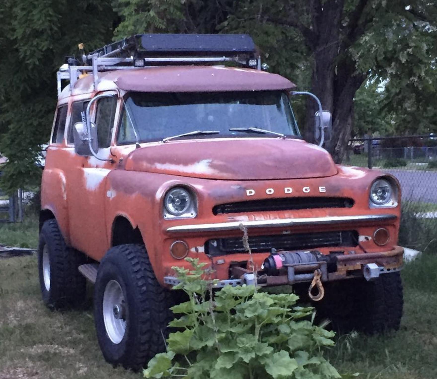 Dodge Power Wagon 1956 Flickr Photo Sharing