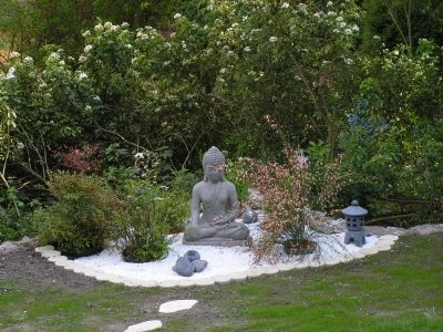 Comment Amnager Un Jardin Zen   Gardens Front Porch Garden And