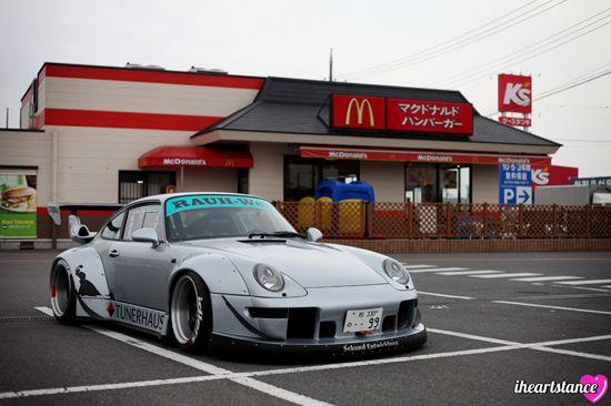 This is a McDonald's I'd eat at.