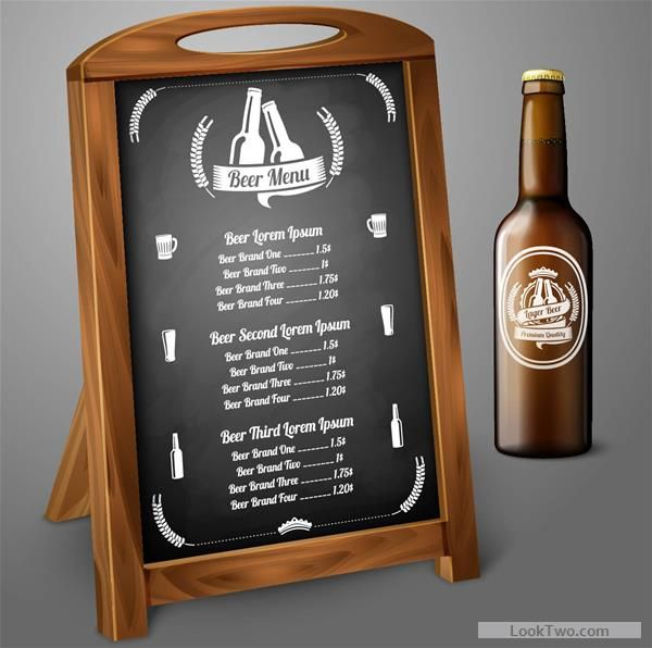 Beer Menu How To Create A Print Beer Menu Beermenus Help Center