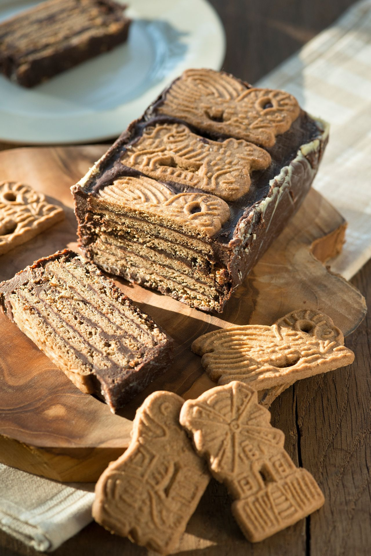 Cold dog with speculoos -  Cold dog with speculoos The Effective Pictures We Offer You About ricetta...