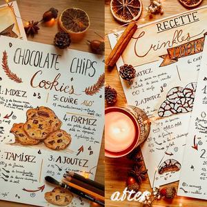 I Want Cookies Colourful Giclee Print
