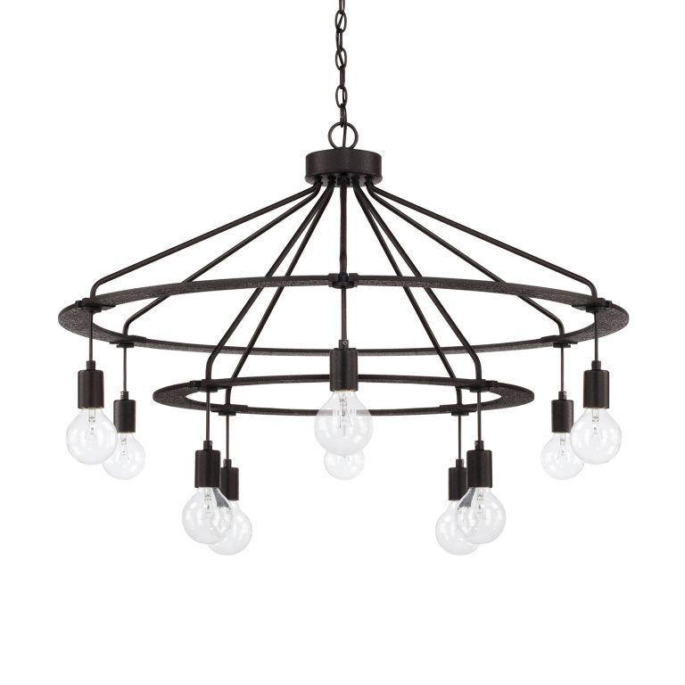 10 Light Chandelier Capital Lighting Fixture Chandelier