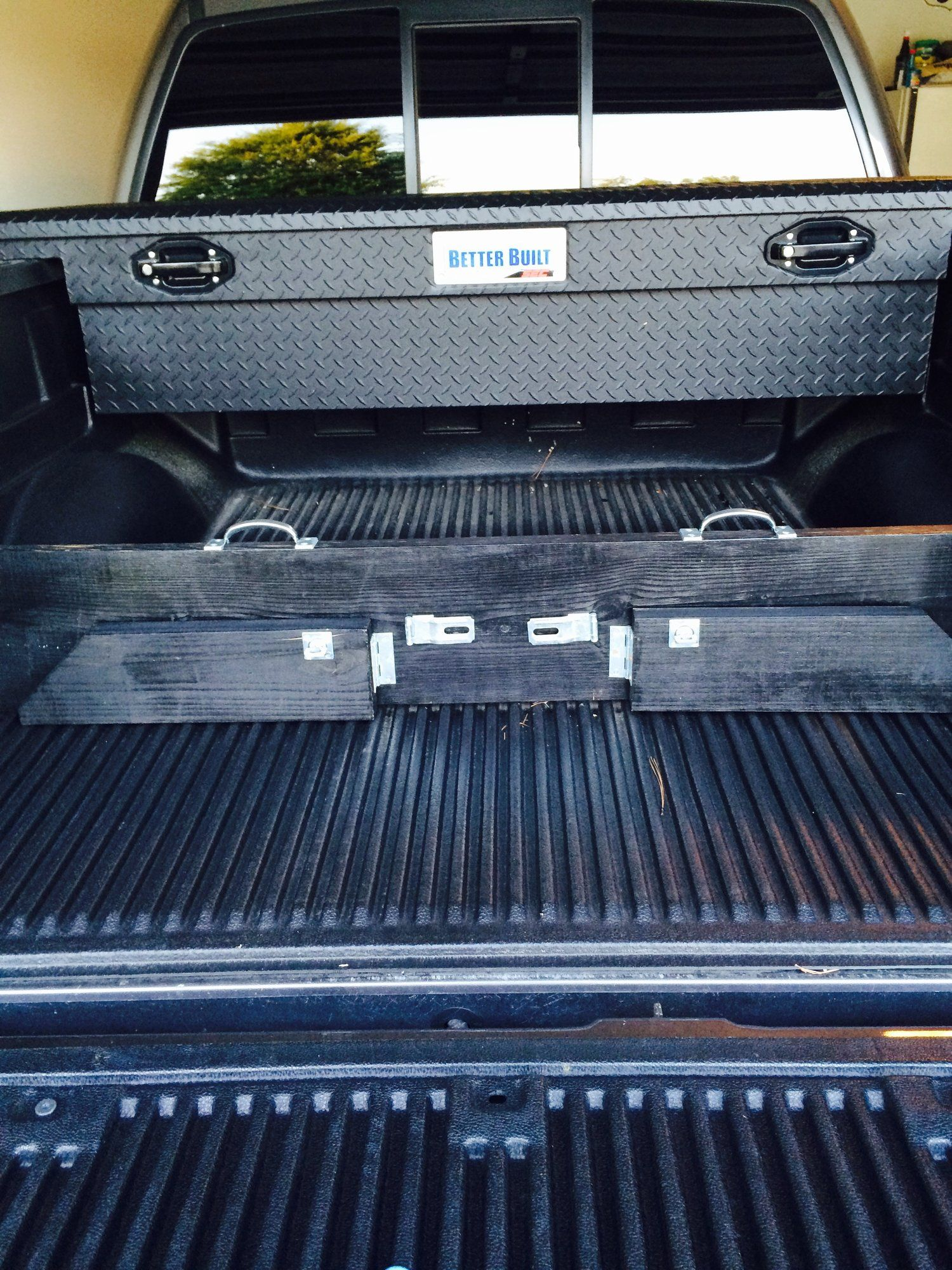 Pin on Truck bed storage