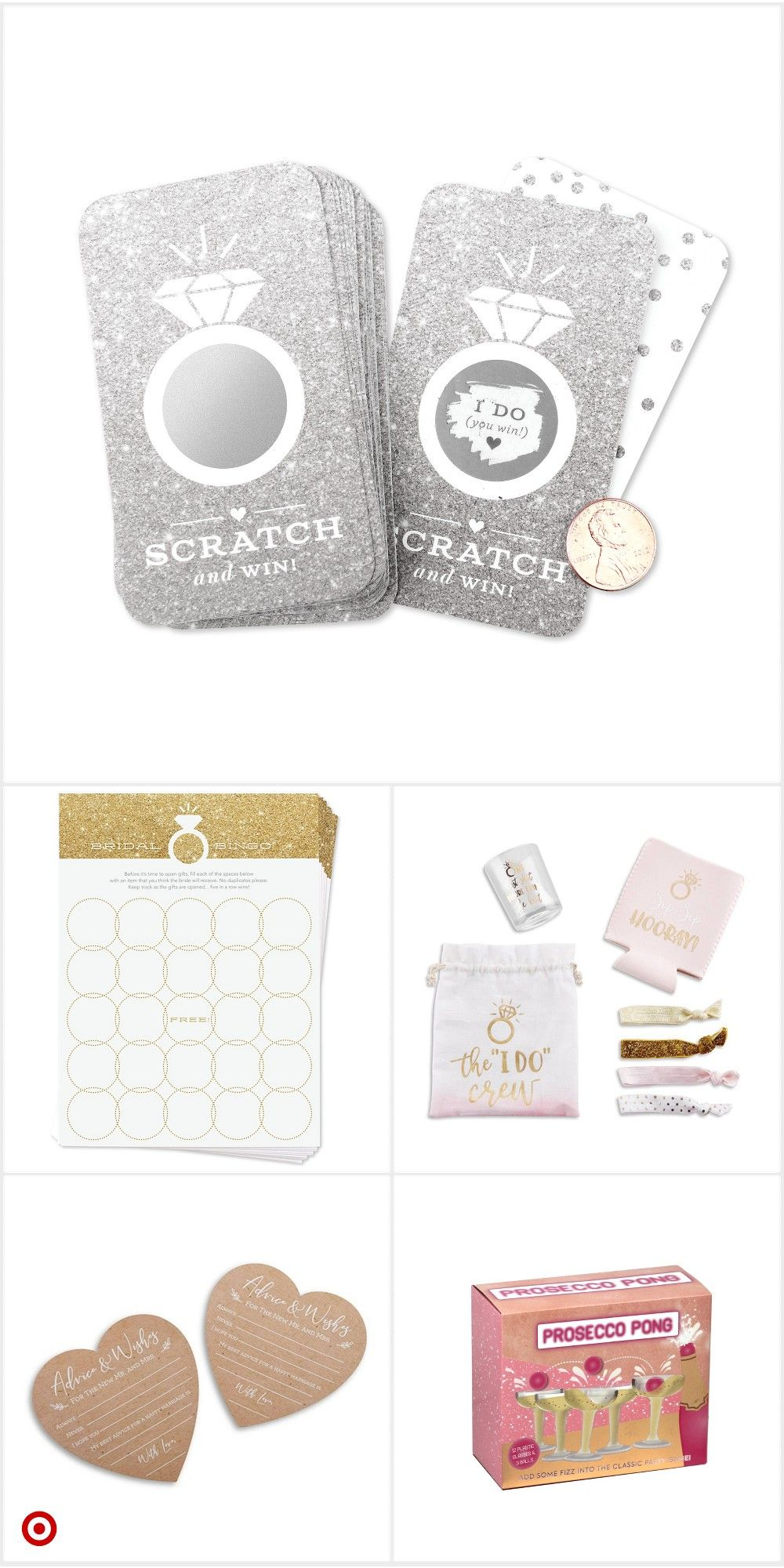 Pin By Kathy Hovland On Bridal Shower Games In 2020