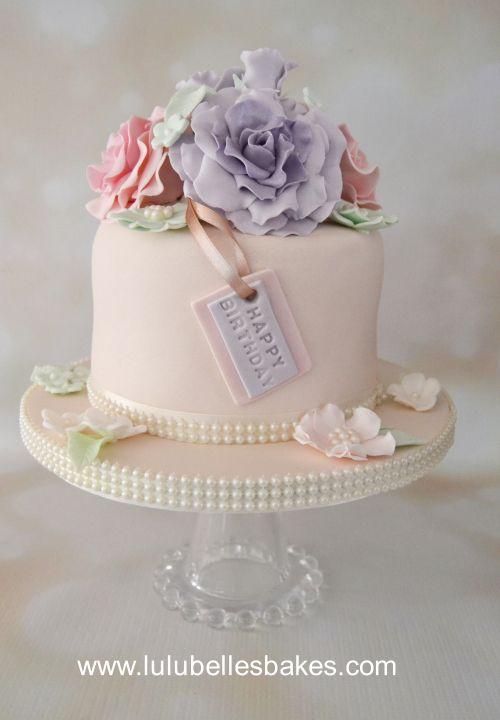 Fantastic Birthday Cakes For Ladies Birthday Cake For Mom 80 Birthday Funny Birthday Cards Online Overcheapnameinfo