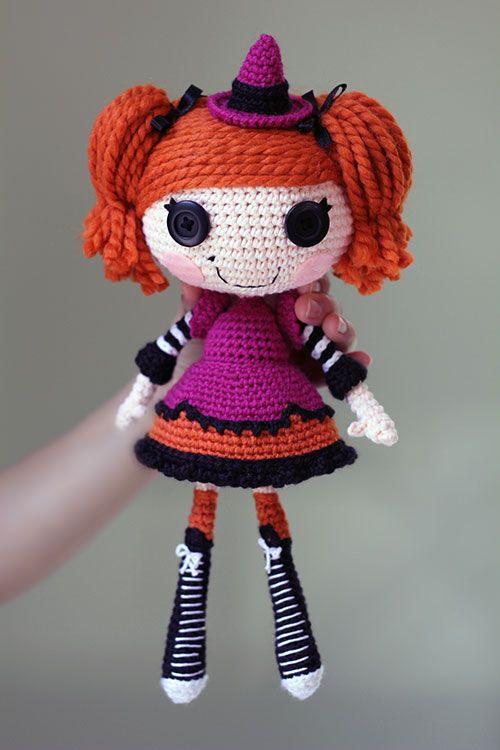 free lalaloopsy crochet pattern | ... patterns > Epic Kawaii\'s ...
