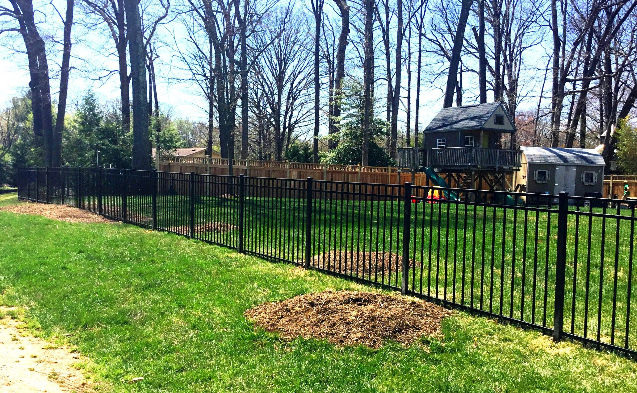 Fence Designs Lions Fence Award Winning Local Co Fence Design
