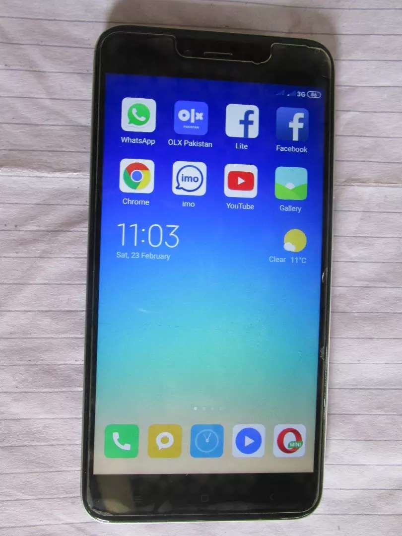 Xiaomi Redmi Note 5A Prime available for sale in very good
