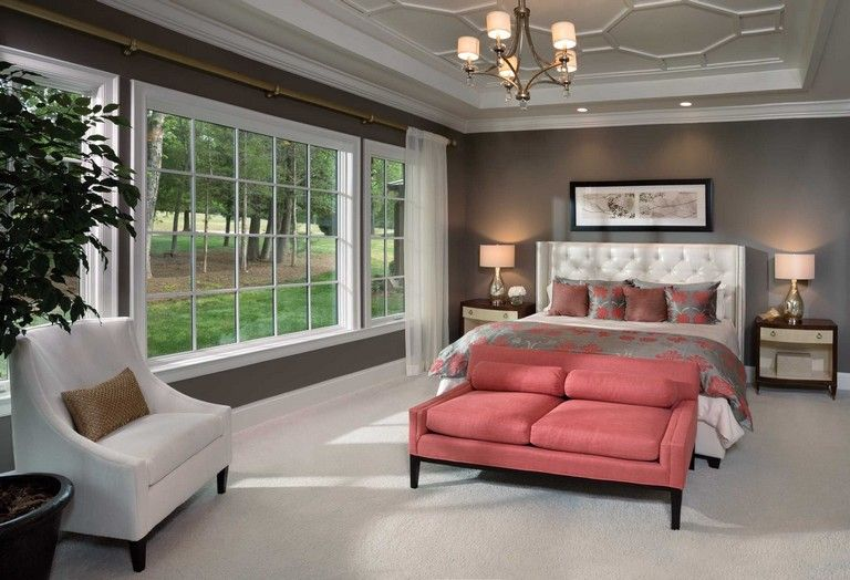 42 amazing master bedroom design ideas for better sleep on better quality sleep with better bedroom decorations id=18991