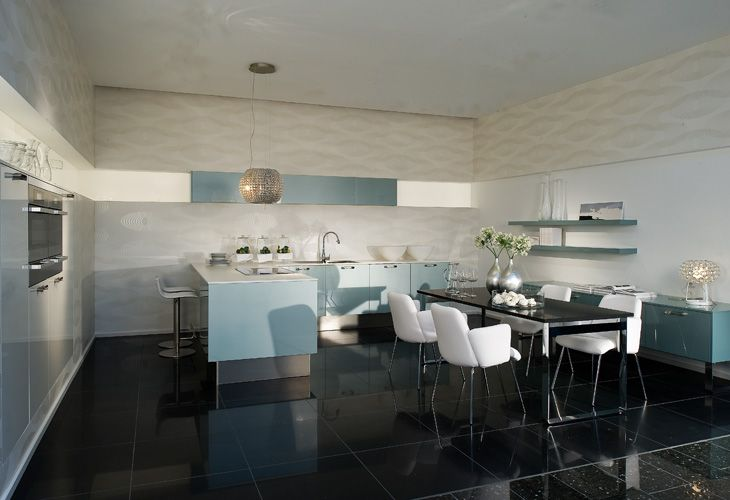 #Designküche #Designerküche #Küche #Kücheninsel www.kueche-co.de