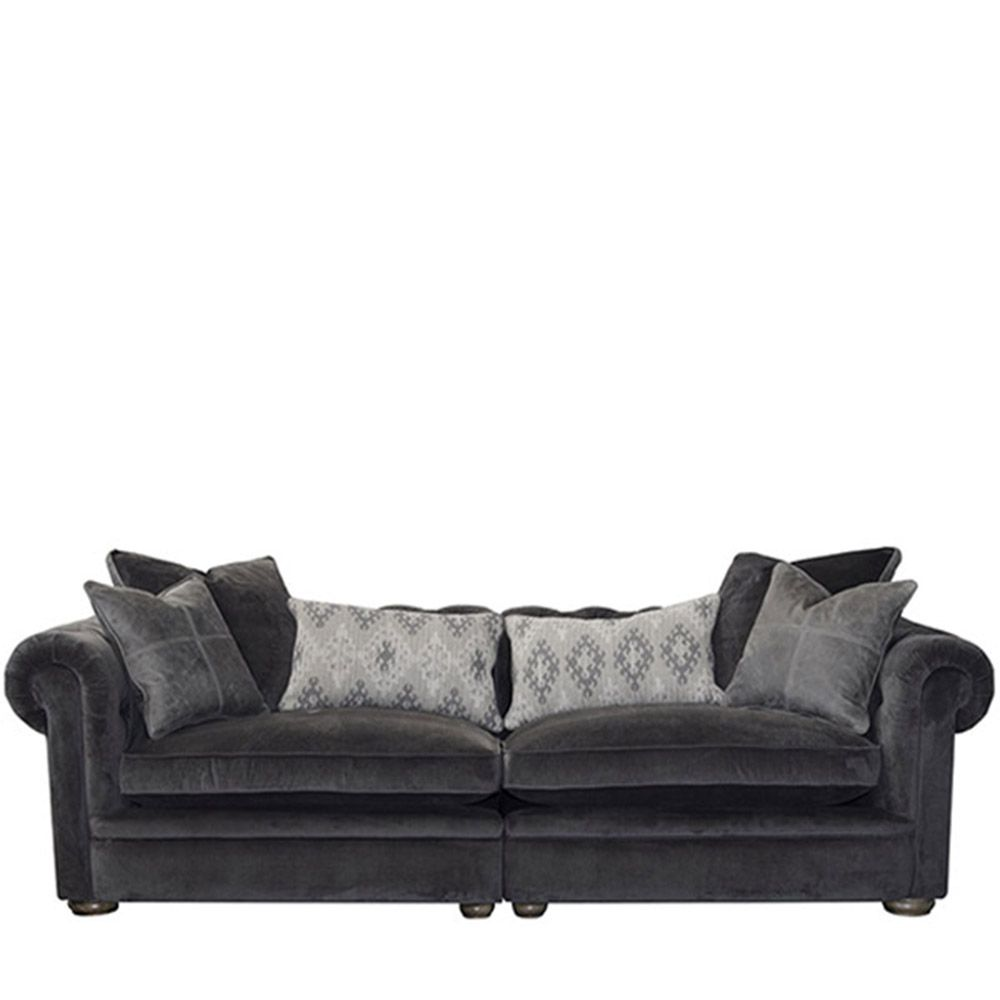 The Westchester Maxi Split Sofa Is The Perfect Addition To A Living Room  Which Enjoys The