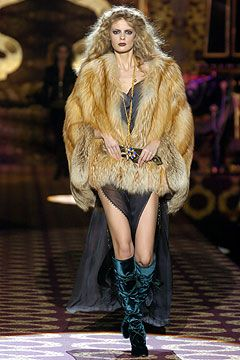 Roberto Cavalli Fall 2004 Ready-to-Wear Fashion Show: Complete Collection - Style.com