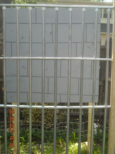 Fake Jail Cell Prop For Pictures Jail Cell Jail Bars Diy