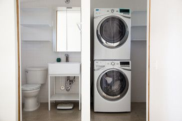 Bathroom Laundry Design Ideas Pictures Remodel And Decor