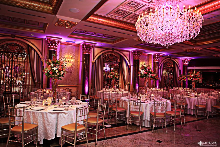 The Venetian Grand Ballroom In Garfield Nj This Is Where My Wedding Must Take Place