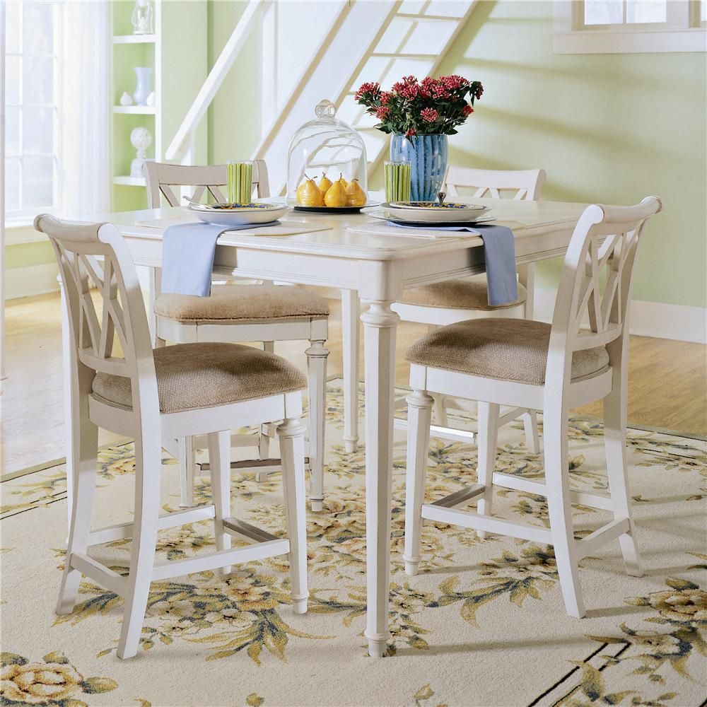 Camden   Light Gathering Table With Splat Back Chairs By American Drew. Counter  Height Dining TableDining TablesSofa ...