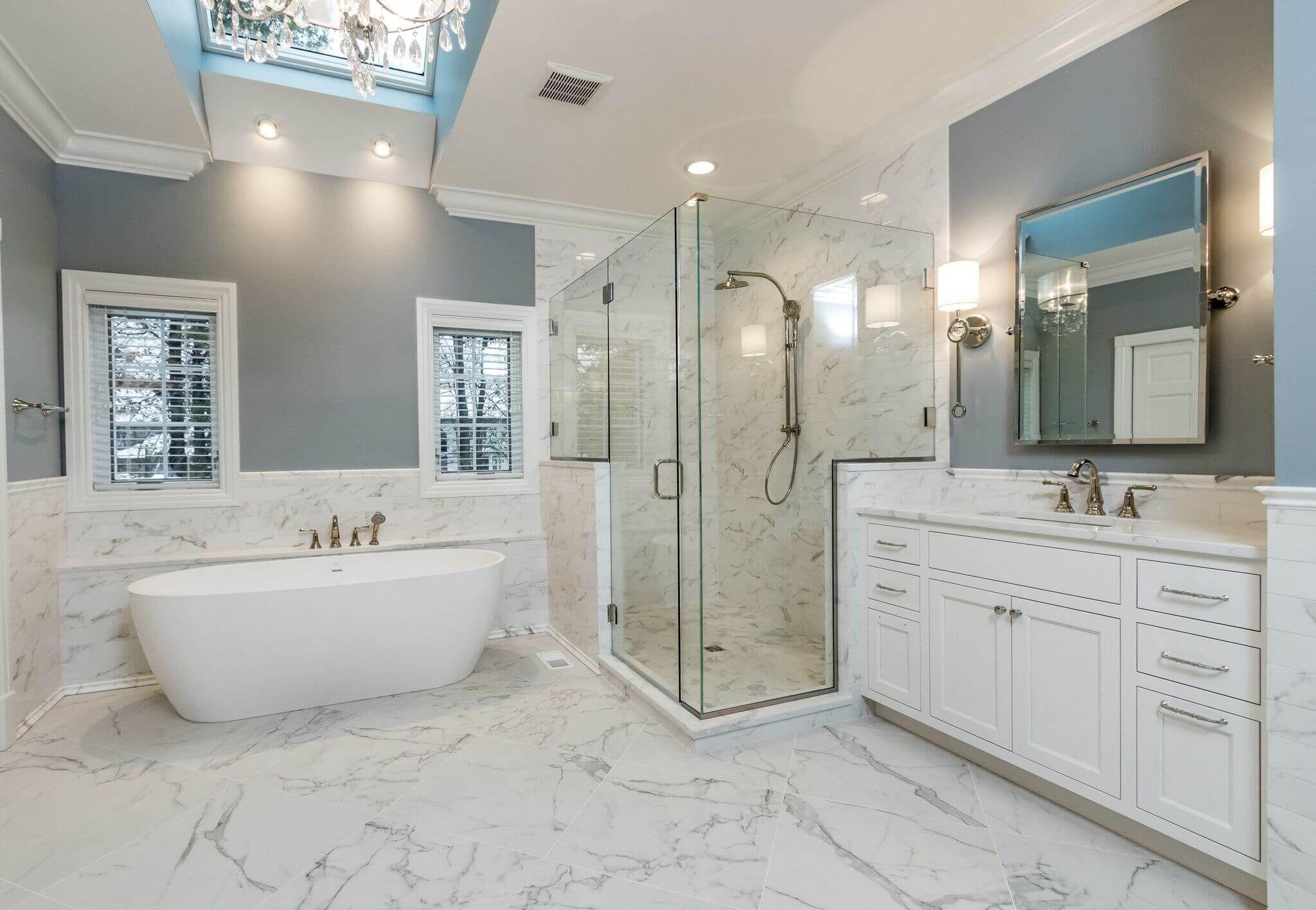 Luxury Master Bathroom Luxury Master Bathrooms Master Bath Renovation Renovation Design Upscale master bathrooms upscale
