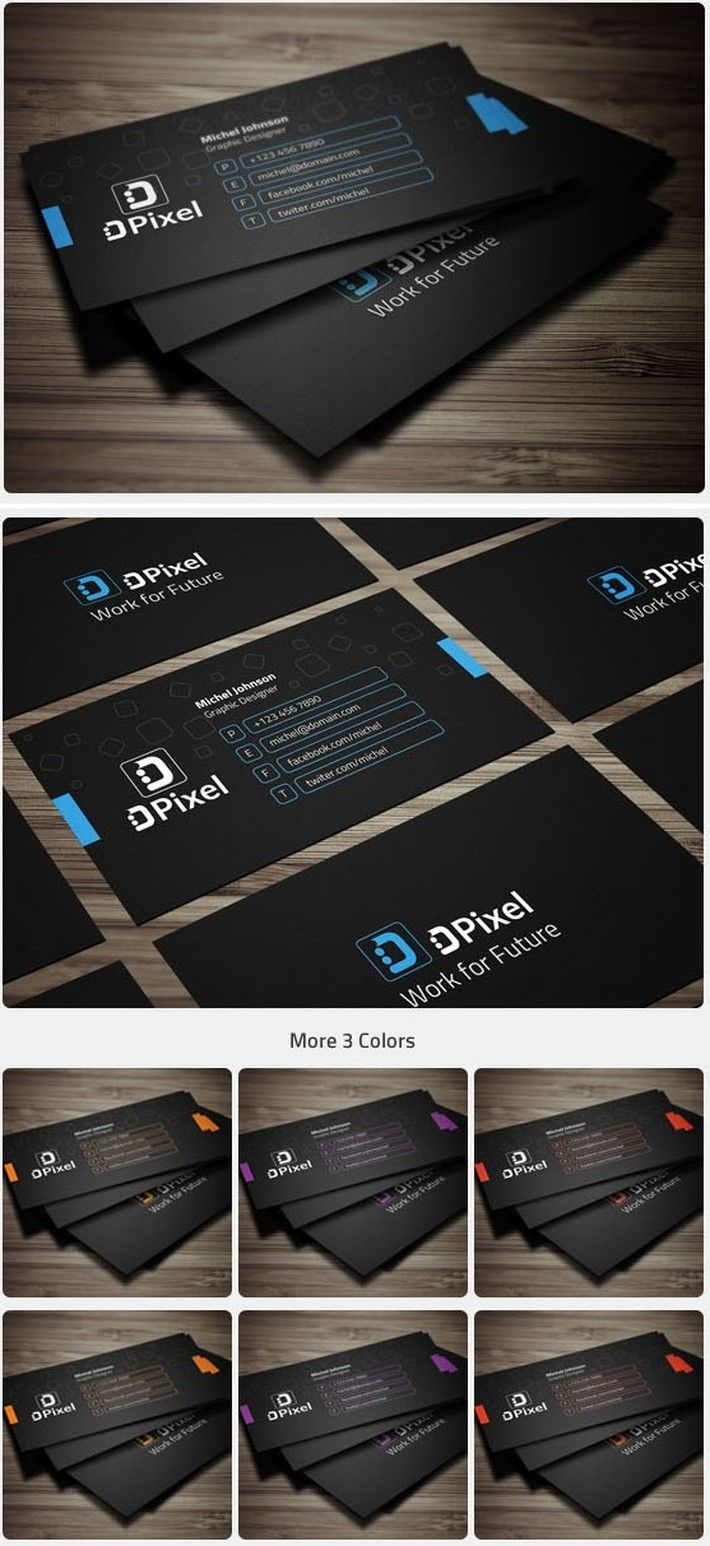 20 Fresh Business Card Ideas for Inspiration | Business cards ...