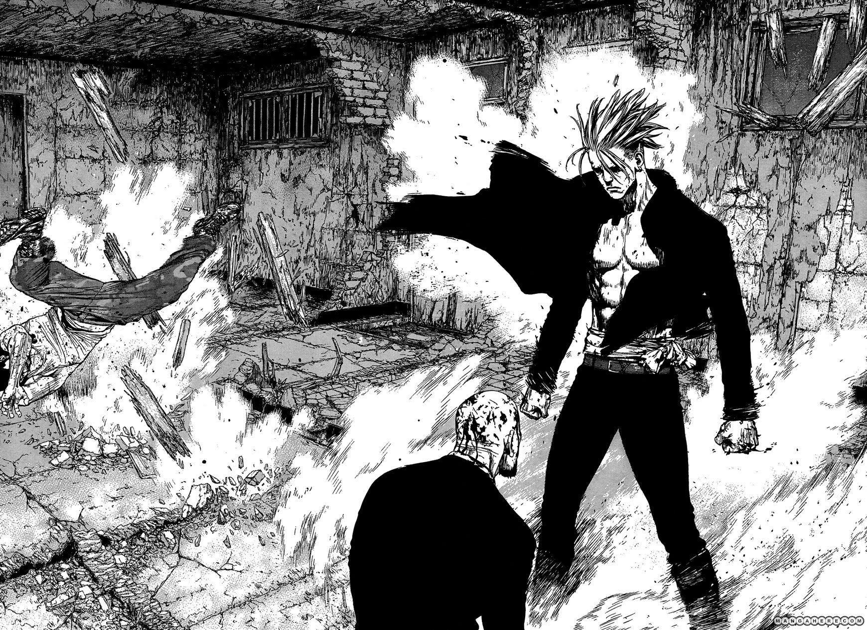 Pin by Brown Man on 『Anime Art』 | Sun ken rock, Manga ...