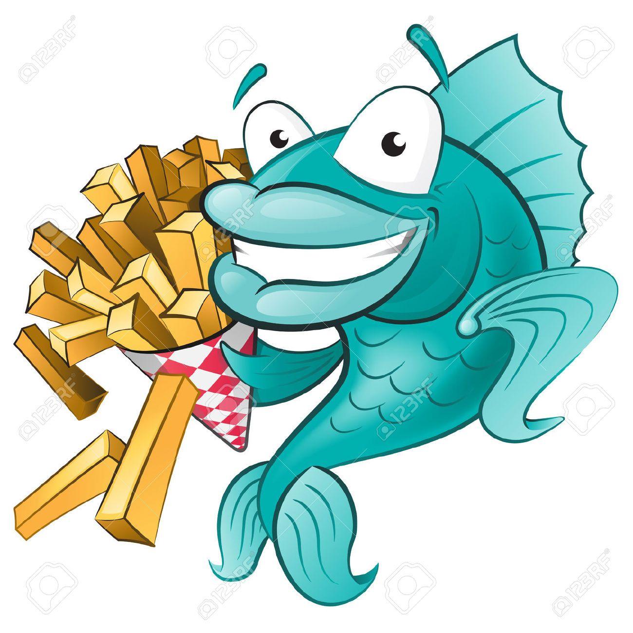 24589570 cartoon fish and chips stock vector jpg 1300 1300
