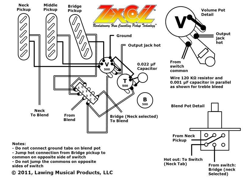 pots line wiring diagram