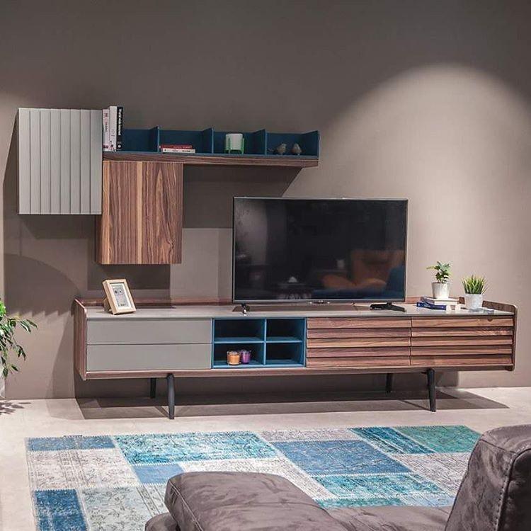 Meuble TV vintage #meubles #midomeubles #contemporain #vintage ...