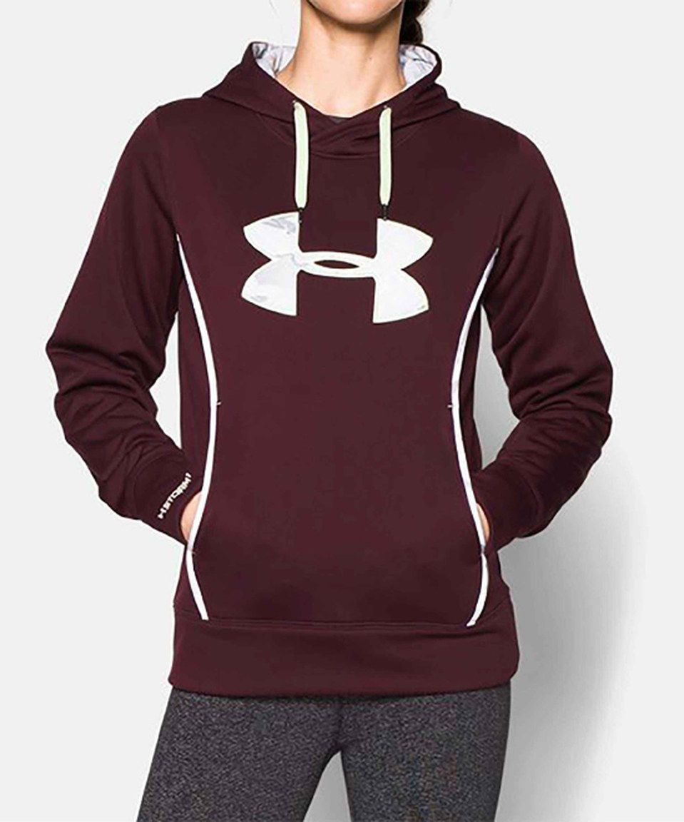 c6c3527d3872 Love this Under Armour® Oxblood Storm Caliber Hoodie by Under Armour® on   zulily!  zulilyfinds